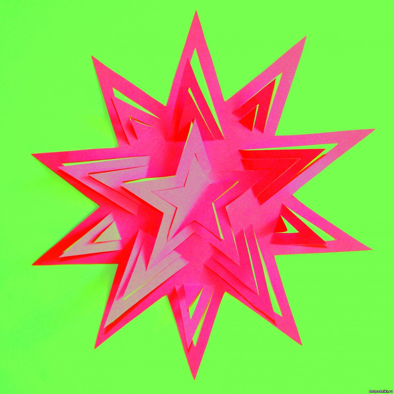 Как сделать звезду шаблон