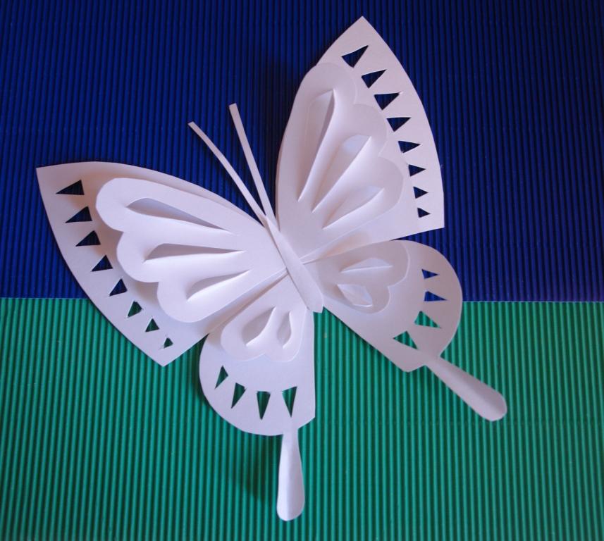 Поделки бабочки своими руками