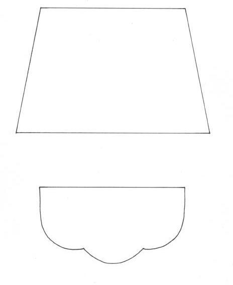 косметичка из ткани выкройка