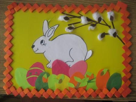 Поделки для детей весна - Поделки
